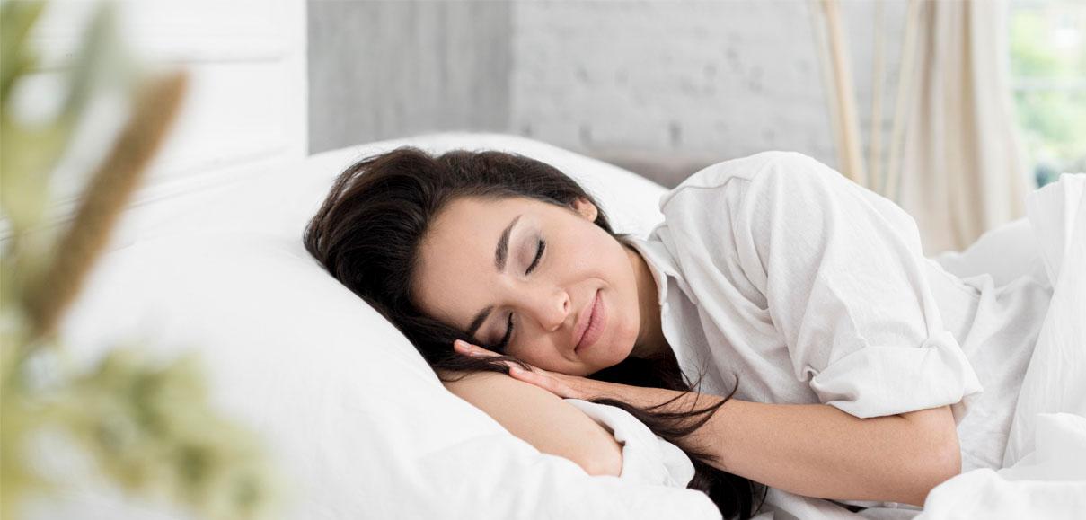 Gesunder Schlaf tut gut!