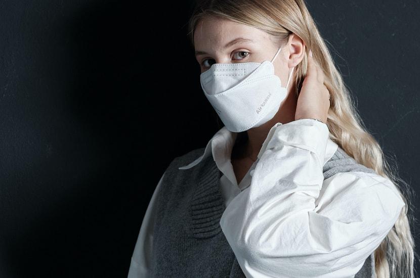 Atemschutzmaske FFP2 der bessere Schutz