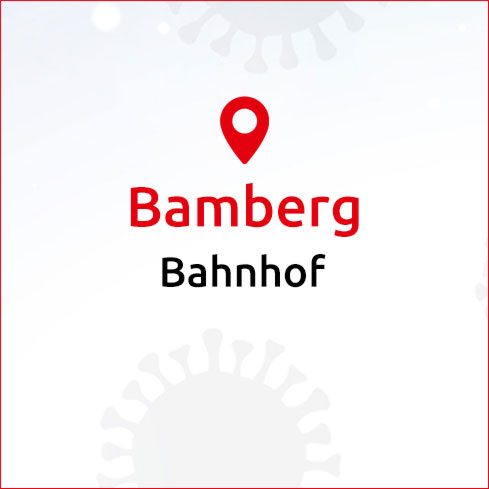 Bamberg Bahnhof